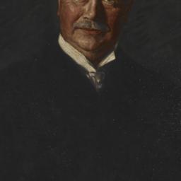 Portrait of Seth Low (1850-...
