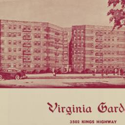 Virginia Gardens, 3502 King...