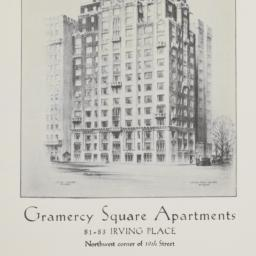 Gramercy Square Apartments,...