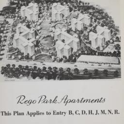 Rego Park Apartments, Woodh...