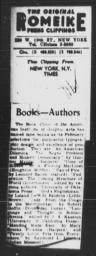 Article on American Institute of Graphic Arts award to AN AMERICAN DILEMMA, February 8, 1944