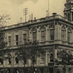 City Hall, N. Y. City.