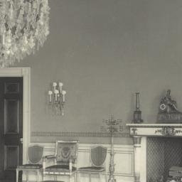 [White House, detail of Blu...