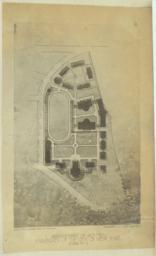 Arrangement of grounds. University of the City of New York. Scheme no. 2
