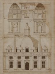 Serlio Book VI Plate 37 recto