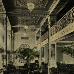 The     Lounge, Robert Trea...