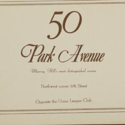 50 Park Avenue