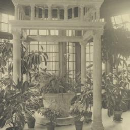 Conservatory, off of Dining...