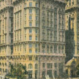 "The     ""Ansonia"" Broadway,..."