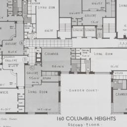 160 Columbia Heights, Secon...