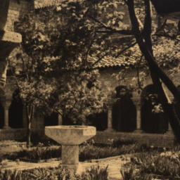 Arcades and Garden of the C...
