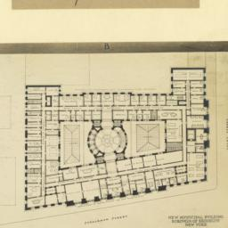 B. Second story plan. New M...