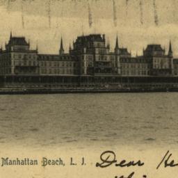 Oriental Hotel, Manhattan B...