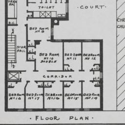 Barbour Dormitory, 330-332 ...
