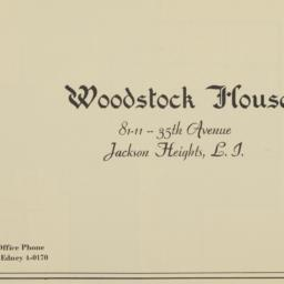 Woodstock House, 81-11 35 A...