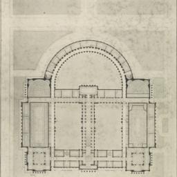 Main floor plan. Minneapoli...