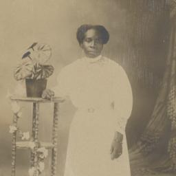 Unidentified woman, undated...