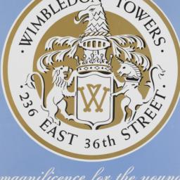 Wimbledon Towers, 236 E. 36...