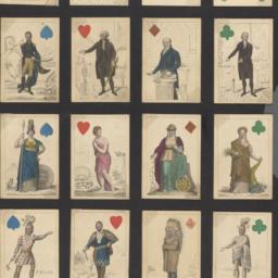 No revoke playing cards