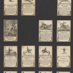 Rois de France [playing cards]