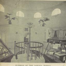 Interior of the Lowney Temp...