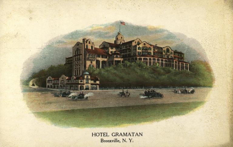 Hotel Gramatan Bronxville N Y