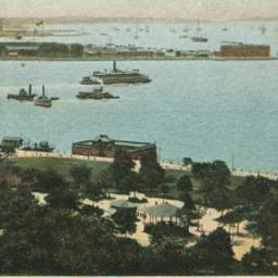 Governor's Island, New York