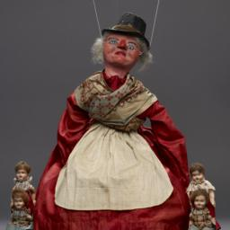 Female Marionette With Four...