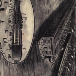 North German Lloyd Piers, H...