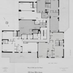 155 E. 38 Street, Plan Of 2...
