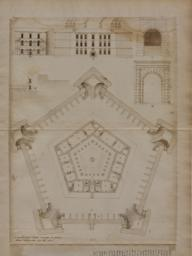 Serlio Book VI Plate 31 recto