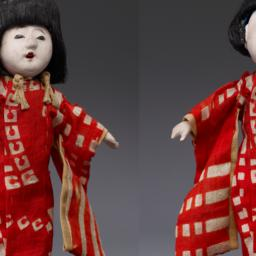 Figurine With Set Of Hair D...