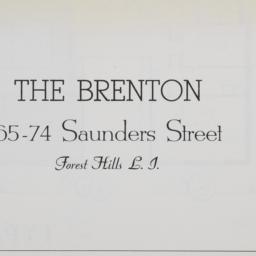 The     Brenton, 65-74 Saun...