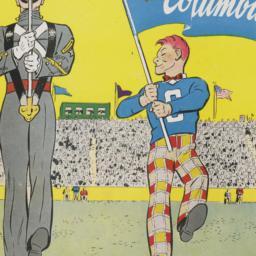 Football Game Program - Oct...