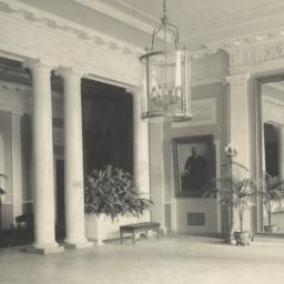 [White House, interior with...