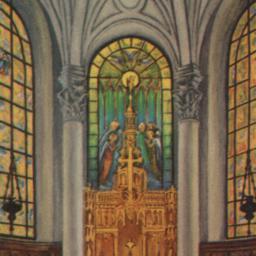 Saint Ambrose Chapel.