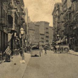 Chinatown (Mott St), N.Y. City