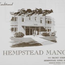 Hempstead Manor, 555 Front ...