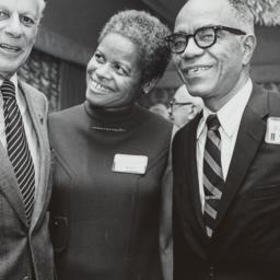 Barbara and Ulysses Kay, wi...
