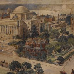 Columbia University Campus,...