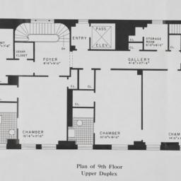 4 Sutton Place, Plan Of 9th...