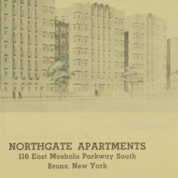 Northgate Apartments, 116 E...