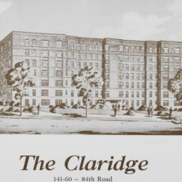 The     Claridge, 141-60 84...