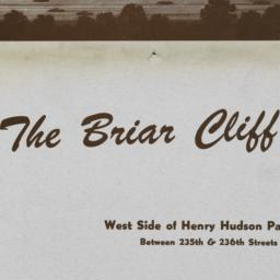 The     Briar Cliff, Henry ...