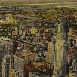 Midtown Skyscrapers. New Yo...