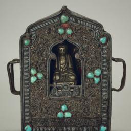 Small Buddhist Shrine