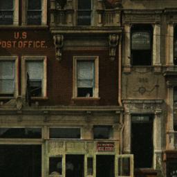 Post Office, Mount Vernon, ...