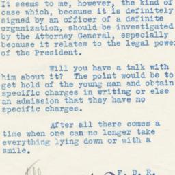 President Franklin Delano R...