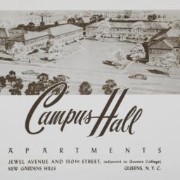 Campus Hall Apartments, Jew...