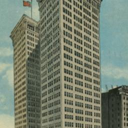Adams Building, 61 Broadway...